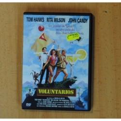 VOLUNTARIOS - DVD