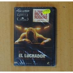EL LUCHADOR - DVD