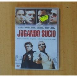 JUGANDO SUCIO - DVD