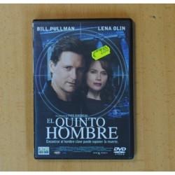 EL QUINTO HOMBRE - DVD