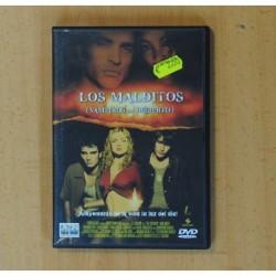 LOS MALDITOS VAMPIROS DEL DESIERTO - DVD