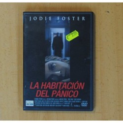 LA HABITACION DEL PANICO - DVD