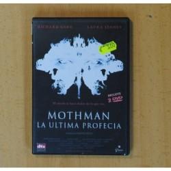 MOTHMAN LA ULTIMA PROFECIA - DVD