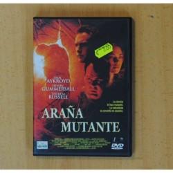ARAÑA MUTANTE - DVD