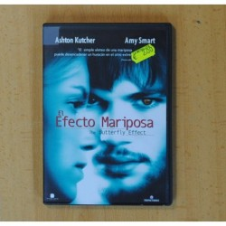 EL EFECTO MARIPOSA - DVD