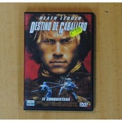 DESTINO DE CABALLERO - DVD