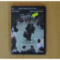 LA TERMINAL - 2 DVD