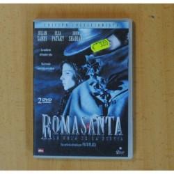 ROMASANTA LA CAZA DE LA BESTIA - DVD