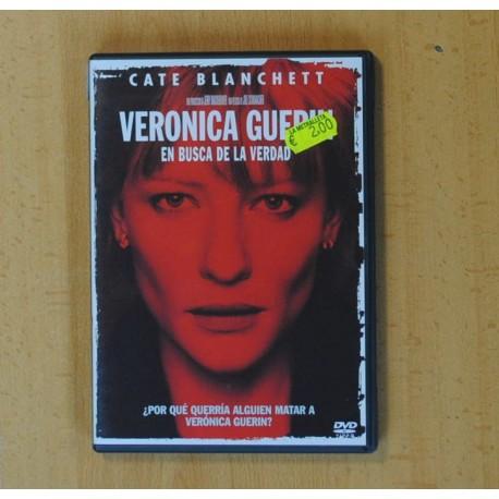 VERONICA GUERIN EN BUSCA DE LA VERDAD - DVD