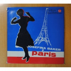 JOSEFINA BAKER - PARIS - LP
