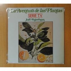 JOEL FAJERMAN - LA AVENTURA DE LAS PLANTAS - LP