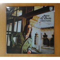 PACO DE LUCIA - ALMORAIMA - GATEFOLD - LP
