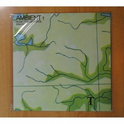 BRIAN ENO - AMBIENT MUSIC FOR AIRPORTS - LP