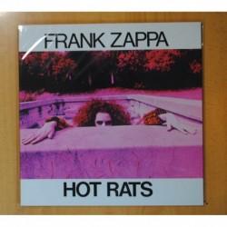 FRANK ZAPPA - HOT RATS - EDICION 200 GR - GATEFOLD - LP