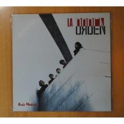 LA ORDEN - ARDE MADRID - LP