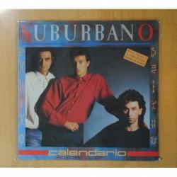 SUBURBANO - CALENDARIO - LP