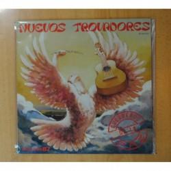 NUEVOS TROVADORES - GUERREROS DE LA PAZ / SEVILLANAS 87 - LP