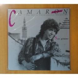 CAMARON DE LA ISLA CON THE ROYAL PHILHARMONIC ORCHESTRA - SOY GITANO - LP