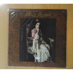 LOLE Y MANUEL - CASTA - LP