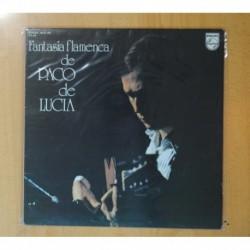 PACO DE LUCIA - FANTASIA FLAMENCA - LP