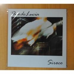 PACO DE LUCIA - SIROCO - LP