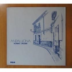 ROMERO SANJUAN - ANDALUCIA - FOODER - LP