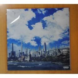 WU TANG CLAN - A BETTER TOMORROW - GATEFOLD - 2 LP