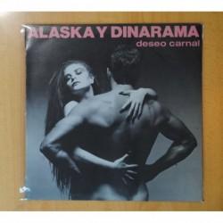 ALASKA Y DINAMARA - DESEO CARNAL - LP