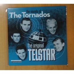 THE TORNADOS - THE ORIGINAL TELSTAR THE SOUNDS OF THE TORNADOS - LP