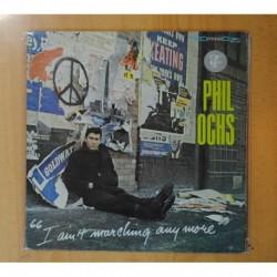 PHIL OCHS - I AIN´T MARCHING ANYMORE - LP