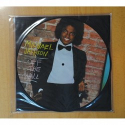 MICHAEL JACKSON - OFF THE WALL - PICTURE - LP