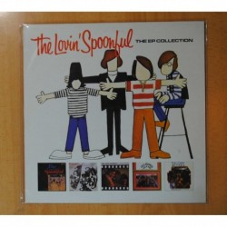 THE LOVIN SPOONFUL - THE EP COLLECTION - LP