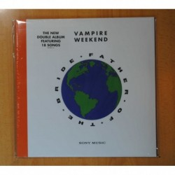 VAMPIRE WEEKEND - FATHER OF THE BRIDE - GATEFOLD - 2 LP
