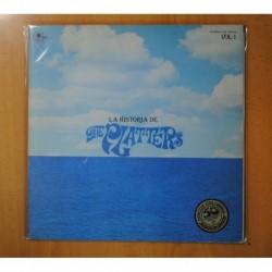 THE PLATTERS - LA HISTORIA DE THE PLATTERS - GATEFOLD - 2 LP