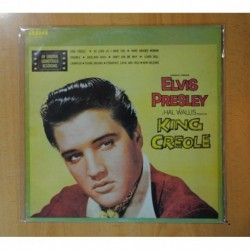 ELVIS PRESLEY - KING CREOLE - BSO - LP