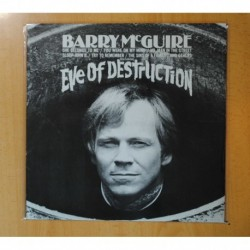 BARRY MCGUIRE - EVE OF DESTRUCTION - LP