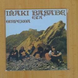 IÑAKI BASABE - NERE BATAILOA / UNAIRI - SINGLE