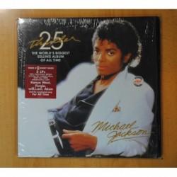 MICHAEL JACKSON - THRILLER 25 - GATEFOLD - 2 LP