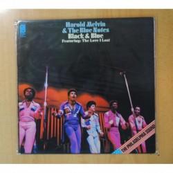 HAROLD MELVIN & THE BLUE NOTES - BLACK & BLUE - LP