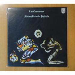 LOS COMUNEROS - NUEVO MESTER DE JUGLARIA - GATEFOLD - LP
