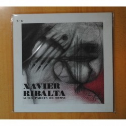 XAVIER RIBALTA - ALTES PARETS DE SOMNI - GATEFOLD - LP