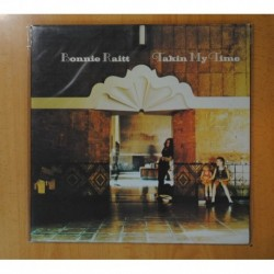 BONNIE RAITT - TAKIN MY TIME - GATEFOLD - LP