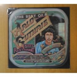 ARLO GUTHRIE - THE BEST OF ARLO GUTHRIE - LP