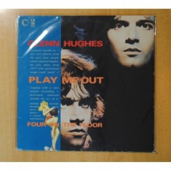 GLENN HUGHES - PLAY ME OUT FOUR ON THE FLOOR - GATEFOLD - 2 LP
