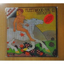 FLEETWOOD MAC - THEN PLAY ON - LP