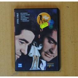 VARIOS - LAS CANCIONES DE TU VIDA 1956/1965 - DVD