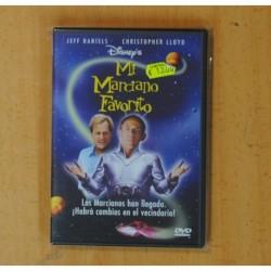 MI MARCIANO FAVORITO - DVD