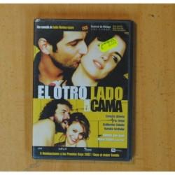 EL OTRO LADO DE LA CAMA - DVD
