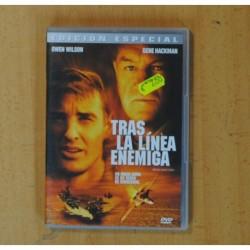 TRAS LA LINEA ENEMIGA - DVD
