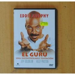 EL GURU UNA INCONTROLABLE TENTACION - DVD